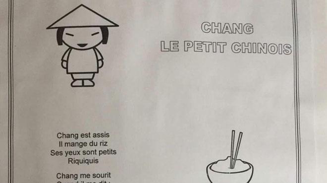 Une comptine jugée raciste fait polémique dans une école — Aubervilliers