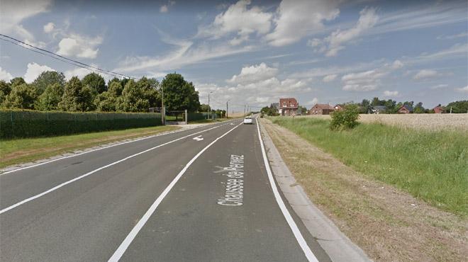 Namur: un conducteur ivre renverse un cyclomotoriste avant de prendre la fuite