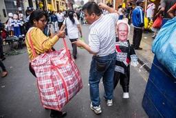 Pérou: Fujimori reste hospitalisé et