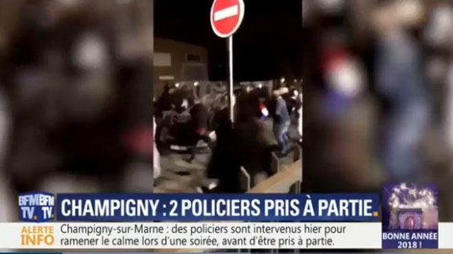 Deux nouveaux policiers agressés à Aulnay-sous-Bois