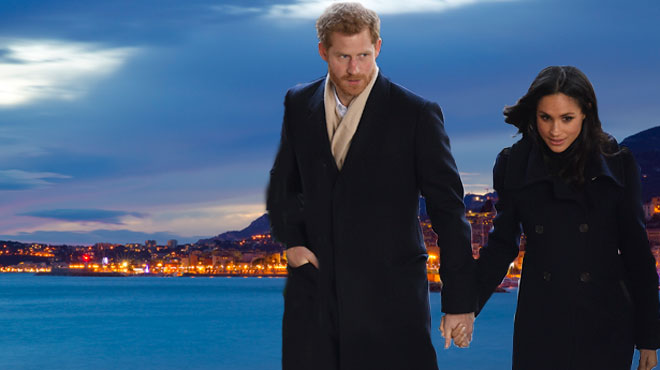 Le Prince Harry et Meghan Markle aperçus en classe économique à bord d'un vol à destination de Nice