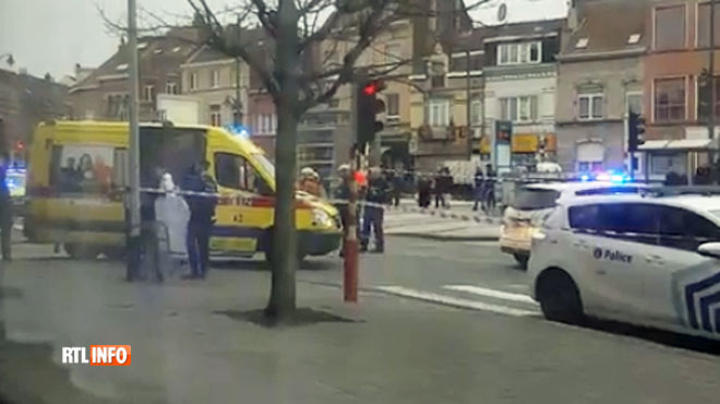 Opération de police à Anderlecht vers 14h: un homme menaçait de se suicider et de faire