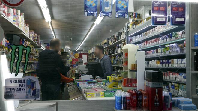 Braquage d'un night-shop à Namur: le malfrat visait le bébé du gérant