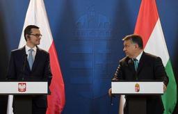 Varsovie et Budapest estiment que leurs vues anti-immigration gagnent du terrain