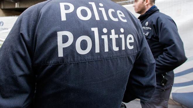 Seize mois de prison ferme pour avoir lancé un pavé sur un policier à Anderlecht