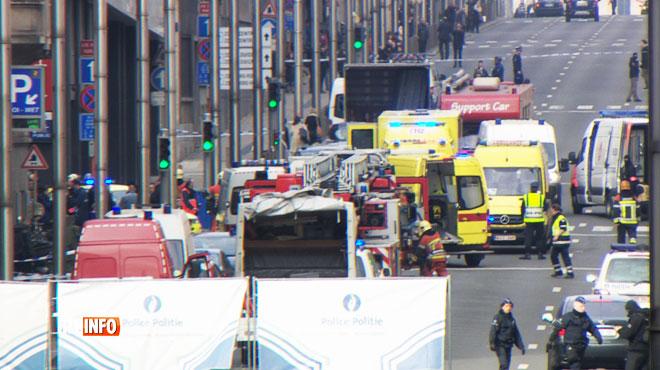 Des victimes des attentats de Bruxelles disent n'avoir reçu aucune indemnité: