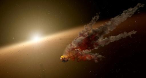 Etoile mystérieuse: la thèse d'une structure extraterrestre définitivement écartée