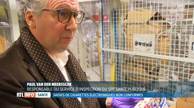 La vente en ligne de cigarettes électroniques est interdite, et pourtant: