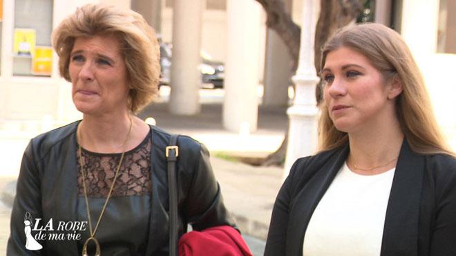 La mère de Laetitia CASSE sa fille déjà complexée: