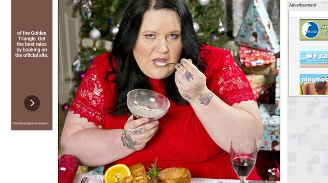 Inconsolable depuis le décès de sa mère, elle mange ses cendres avec sa dinde pour Noël: