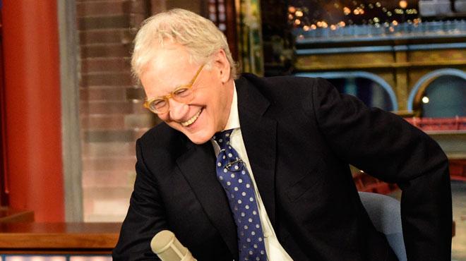 Bonne nouvelle, le présentateur David Letterman sera bientôt de retour à l'écran, et avec une superstar pour invité