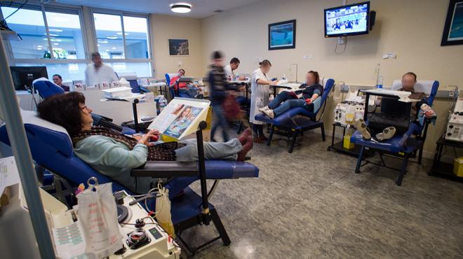 La Croix-Rouge lance un appel aux donneurs: comment donner ses plaquettes?