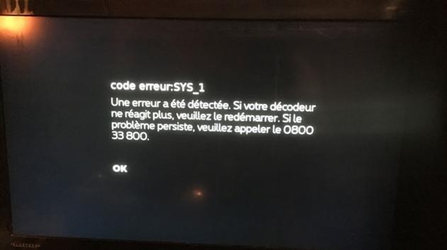 La panne du réseau Proximus TV persiste dans certaines communes