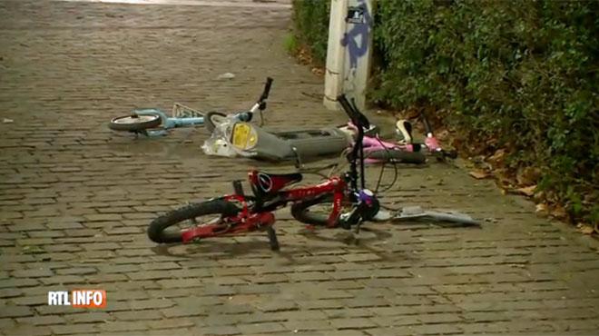 Fillette de 5 ans et son père fauchés par un chauffard récidiviste ivre à Schaerbeek: l'homme sous mandat d'arrêt