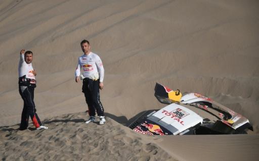 Dakar: pour Sébastien Loeb,