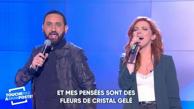 Cyril Hanouna se lance dans la chanson? Le voici en duo avec Anaïs Delva!