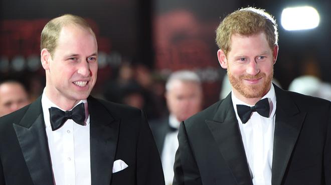 Le prince William sera-t-il le témoin de mariage d'Harry? Il ne lui a pas (encore) demandé!