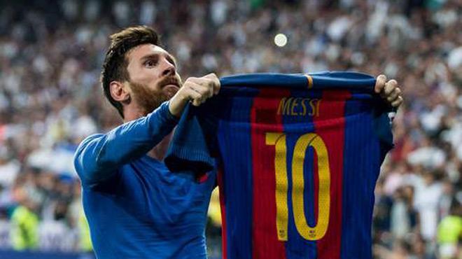Les nouvelles chaussures personnalisées de Messi sont incroyables (photos)