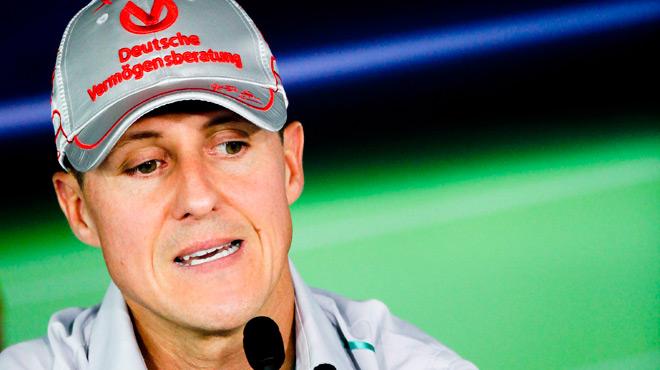 Coup dur pour la famille de Michael Schumacher