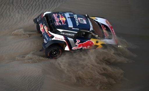 Dakar-2018 - Carlos Sainz s'impose, doublé de Peugeot