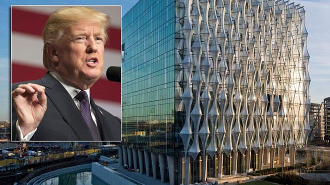 Trump critique le choix d'Obama de déménager l'ambassade américaine à Londres: sauf que ce n'est pas lui qui a décidé