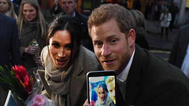 Les princes et princesses sont-ils comme nous? (photos)