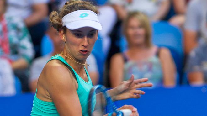 Elise Mertens s'offre une nouvelle finale en Australie