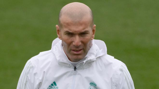Zinédine Zidane:
