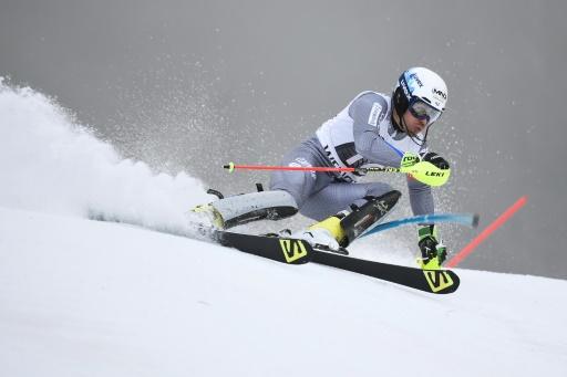 Ski Victor Muffat Jeandet remporte le combiné de Wengen