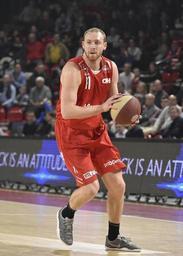 Euromillions Basket League - Charleroi s'impose à Liège grâce à un Scott Thomas en feu