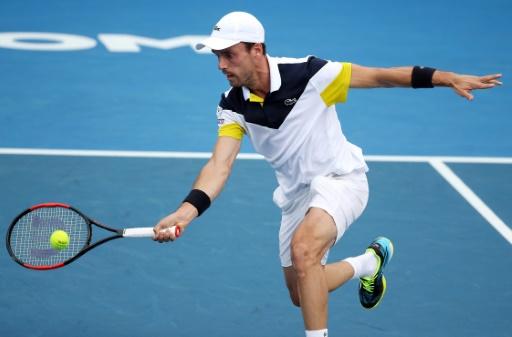 Tennis: Bautista domine Del Potro en finale à Auckland