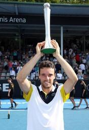 ATP Auckland - Roberto Bautista Agut se joue de Del Potro en finale