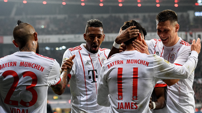Le Bayern Munich ouvre 2018 par une victoire avec un très joli but de Franck Ribéry (vidéo)