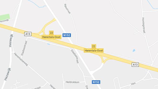 Accident sur la E313 à Herentals: une femme a perdu la vie