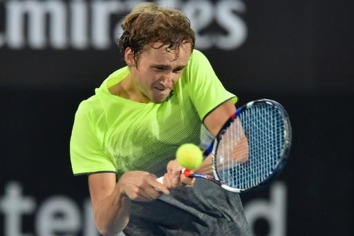 Tennis: Daniil Medvedev remporte son premier titre à Sydney