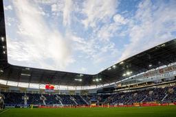 La construction du stade de Gand au coeur d'une polémique