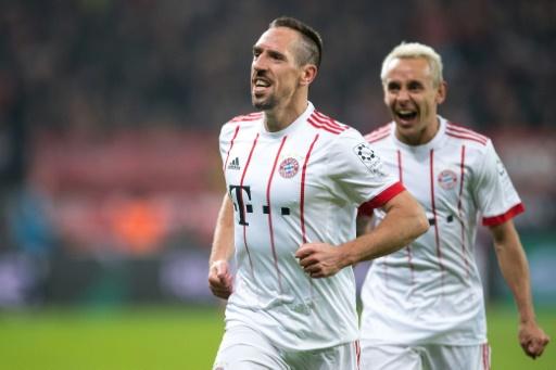 Bayern: à 34 ans, Ribéry rêve de prolonger encore d'un an