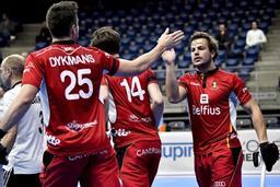 Euro Hockey Indoor - La Belgique bat la Pologne 7-3 en demies et se hisse en finale