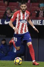Les Belges à l'étranger - Carrasco est monté au jeu lors de la victoire difficile de l'Atletico à Eibar