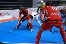 Euro Hockey Indoor - Ce fut