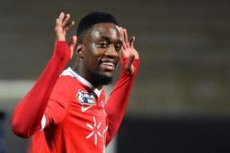 Les Belges à l'étranger - Monaco tenu en échec par Montpellier et Mbenza
