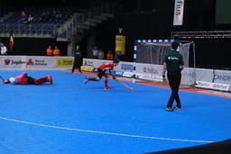 Euro Hockey Indoor - L'Autriche bat l'Allemagne aux shoot-outs et rejoint la Belgique en finale