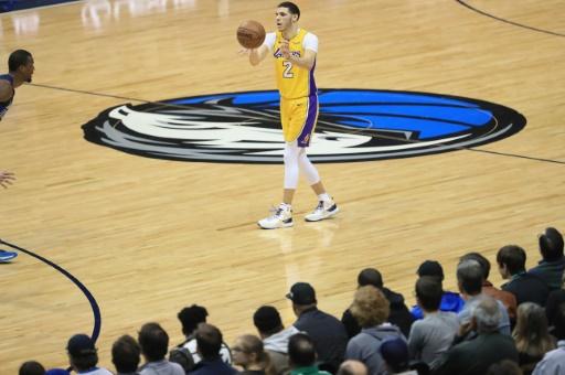 NBA: les Lakers poursuivent leur embellie
