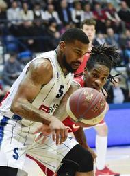 Euromillions Basket League - Anvers réalise la bonne affaire, première manquée pour Eddy Casteels à Louvain