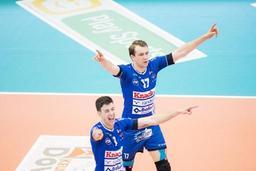 EuroMillions Volley League - Roulers vainqueur logique de Zoersel