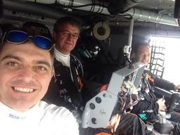 Dakar 2018 - Ton van Genugten gagne la 7e étape en camion avec son copilote belge Peter Willemsen