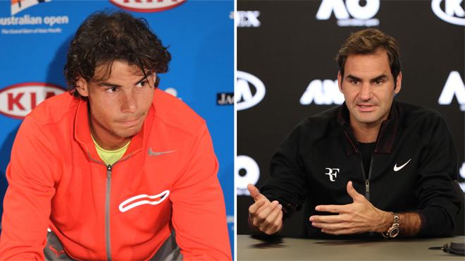 Les superbes éloges de Roger Federer et Rafael Nadal à Goffin