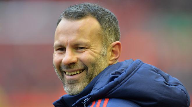 Ryan Giggs nommé sélectionneur (off.) — Galles