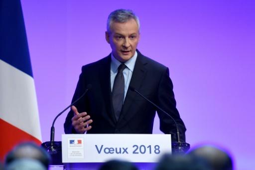 Bruno Le Maire lance la consultation publique — Loi Pacte
