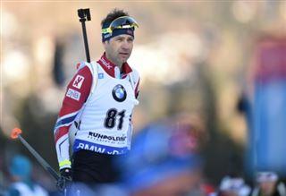 Biathlon- Ole Einar Bjoerndalen, games over
